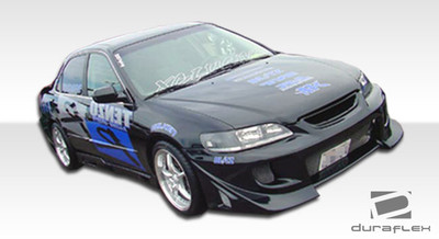 Honda Accord 4DR Blits Duraflex Front Body Kit Bumper 1998-2002
