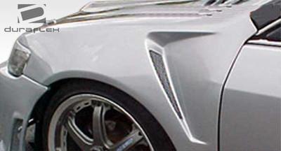 Honda Accord 4DR F-1 Duraflex Body Kit- Fenders 1998-2002
