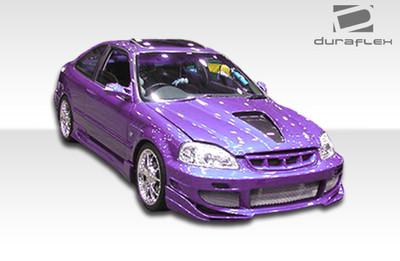 Honda Civic 2DR AVG Duraflex Full Body Kit 1996-1998