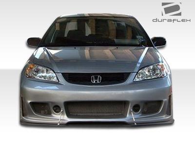 Honda Civic 2DR B-2 Duraflex Front Body Kit Bumper 2004-2005