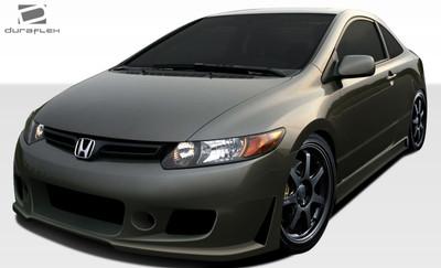 Honda Civic 2DR B-2 Duraflex Full Body Kit 2006-2010