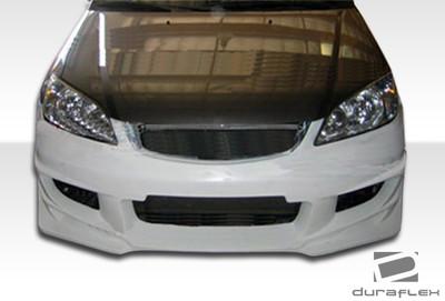 Honda Civic 2DR Bomber Duraflex Front Body Kit Bumper 2004-2005