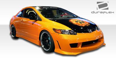 Honda Civic 2DR Type M Duraflex Full Body Kit 2006-2011