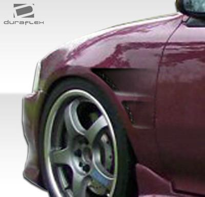 Honda Civic 4DR GT Concept Duraflex Body Kit- Fenders 1992-1995
