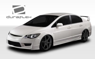 Honda Civic 4DR JDM Duraflex Full Body Kit 2006-2011