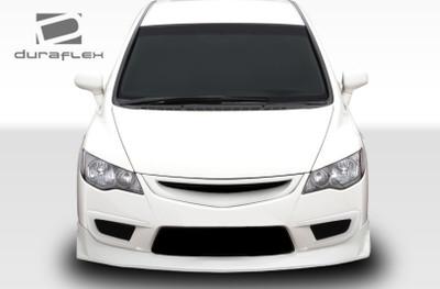Honda Civic 4DR Type R Duraflex Front Bumper Lip Body Kit 2006-2011