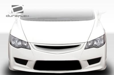 Honda Civic 4DR Type R Duraflex Grille 2006-2011