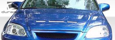 Honda Civic Predator Duraflex Body Kit- Hood 1996-1998