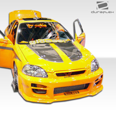 Honda Civic R34 Duraflex Front Body Kit Bumper 1996-1998