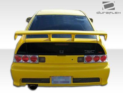 Honda CRX Type M Duraflex Rear Body Kit Bumper 1988-1991