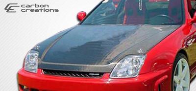 Honda Prelude OEM Carbon Fiber Creations Body Kit- Hood 1997-2001