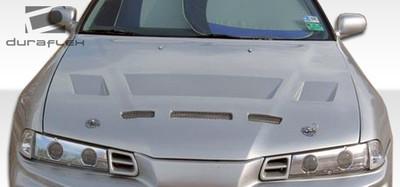 Honda Prelude Predator Duraflex Body Kit- Hood 1992-1996