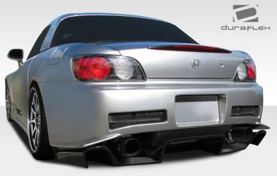 Honda S2000 SP-N Duraflex Rear Diffuser 2000-2009