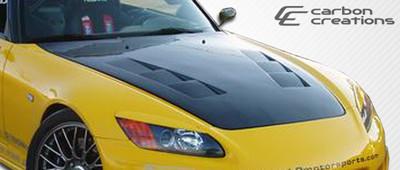 Honda S2000 TS-1 Duraflex Body Kit- Hood 2000-2009