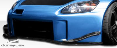 Honda S2000 Type JS Duraflex Front Bumper Lip Body Kit 2000-2009