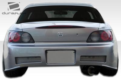 Honda S2000 Type JS Duraflex Rear Body Kit Bumper 2000-2009