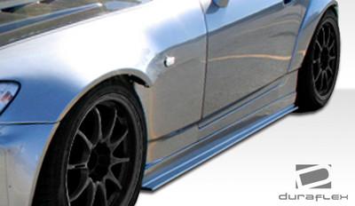 Honda S2000 Type JS Duraflex Side Skirts Body Kit 2000-2009