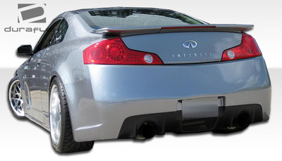 Infiniti G Coupe 2DR C-Sport Duraflex Rear Body Kit Bumper 2003-2007