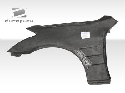 Infiniti G Coupe 2DR GT Concept Duraflex Body Kit- Fenders 2003-2007