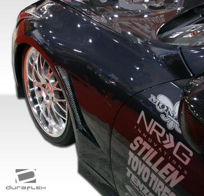 Infiniti G Coupe 2DR GT Concept Duraflex Body Kit- Fenders 2008-2015