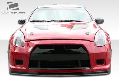 Infiniti G Coupe 2DR GT-R Duraflex Front Body Kit Bumper 2003-2007