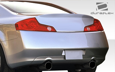 Infiniti G Coupe 2DR HD-R Duraflex Body Kit-Trunk/Hatch 2003-2007