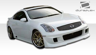 Infiniti G Coupe 2DR Type G Duraflex Full Body Kit 2003-2007