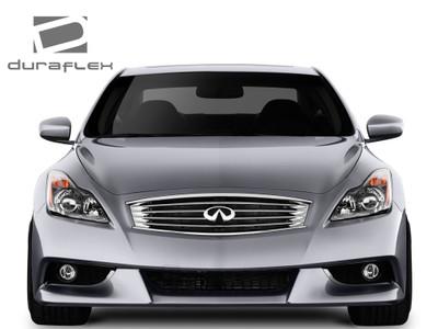 Infiniti G Coupe IPL Look Duraflex Front Body Kit Bumper 2008-2015