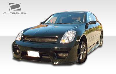 Infiniti G Sedan 4DR Sigma Duraflex Full Body Kit 2003-2004