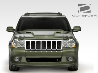 Jeep Grand Cherokee Challenger Duraflex Body Kit- Hood 2005-2010