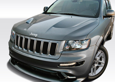 Jeep Grand Cherokee SRT Look Duraflex Body Kit- Hood 2011-2015