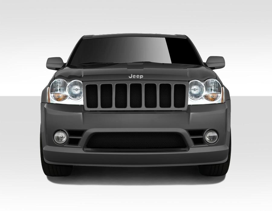 Bumper Trim For 2005-2010 Jeep Grand Cherokee Rear