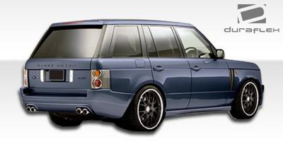 Land/Range Rover Platinum Duraflex Side Skirts Body Kit 2003-2008