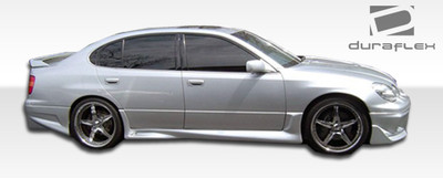 Lexus GS Cyber Duraflex Side Skirts Body Kit 1998-2005