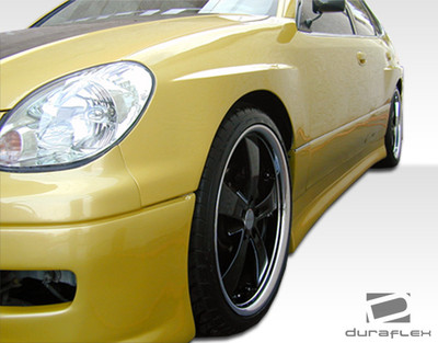 Lexus GS Type W Duraflex Side Skirts Body Kit 1998-2005