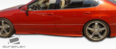 Lexus GS VIP Duraflex Side Skirts Body Kit 1998-2005