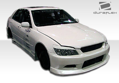 Lexus IS 4DR C-1 Duraflex Full Body Kit 2000-2005