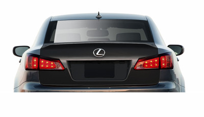 Lexus IS AF-1 Aero Function (CFP) Body Kit-Trunk/Hatch 2006-2013