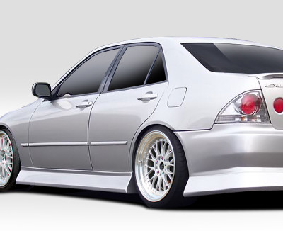 Lexus IS B-Sport Duraflex Side Skirts Body Kit 2000-2005