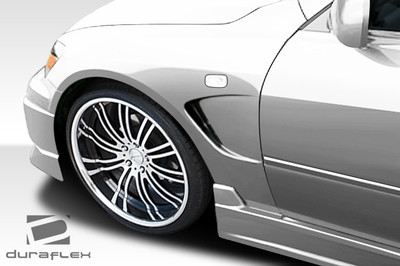 Lexus IS C-Speed Duraflex Body Kit- Fenders 2000-2005