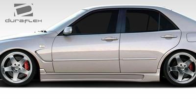 Lexus IS C-Speed Duraflex Side Skirts Body Kit 2000-2005