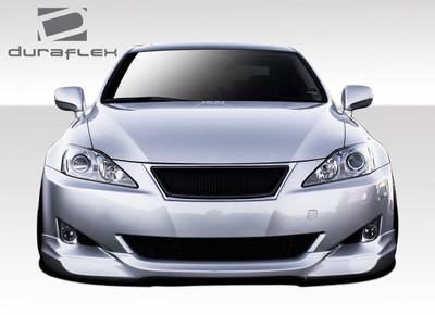Lexus IS I-Spec Duraflex Front Bumper Lip Body Kit 2006-2008