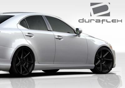 Lexus IS I-Spec Duraflex Side Skirts Body Kit 2006-2013