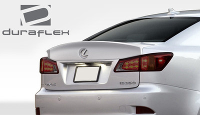Lexus IS W-1 Duraflex Body Kit-Wing/Spoiler 2006-2013