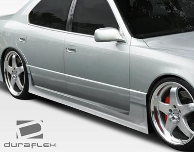 Lexus LS VIP Duraflex Side Skirts Body Kit 1995-2000