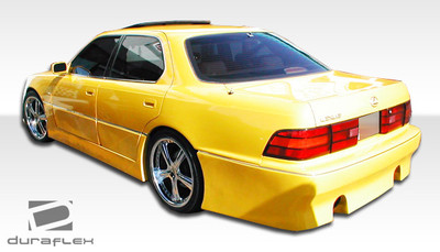 Lexus LS V-Line Duraflex Side Skirts Body Kit 1990-1994