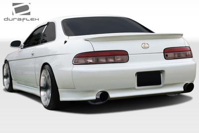 Lexus SC O-Design Duraflex Rear Body Kit Bumper 1992-2000
