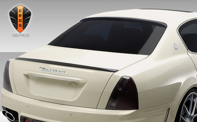 Maserati Quattroporte Eros Version 1 Duraflex Body Kit-Roof Wing/Spoiler 2005-2007