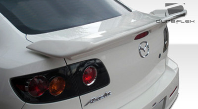 Mazda 3 4DR I-Spec Duraflex Body Kit-Wing/Spoiler 2004-2009