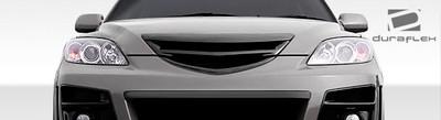Mazda 3 HB X-Sport Duraflex Grille 2004-2009